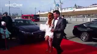 В Казани открывается церемония вручения премии TMTV – звезды эстрады прошли по красной дорожке