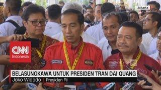 Presiden Vietnam Meningga Dunia, Jokowi Sampaikan Belasungkawa
