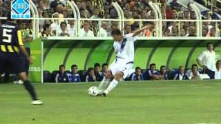 Фенербахче (Стамбул) - Динамо (Киев) 2-2. ЛЧ-2006/07.