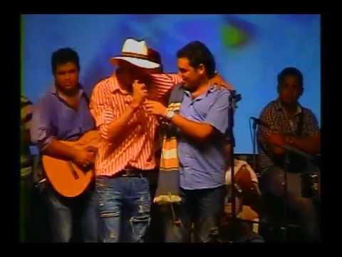 Farid Leonardo Ortiz & Pupy Castillo En Bosconia, Cesar.