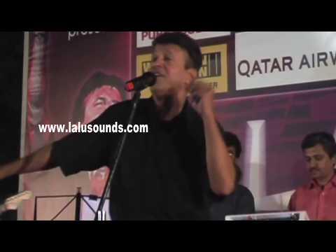 Mene tumhari gagar se by Alamgir live on stage