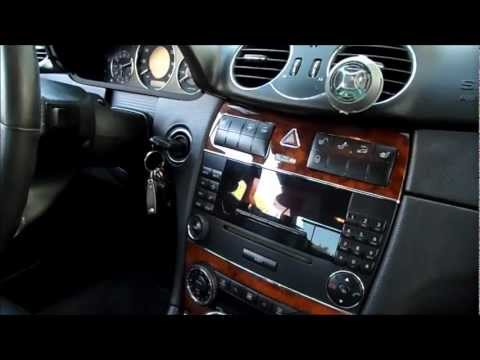 hqdefault how to install bluetooth via auxiliary in mercedes benz clk 500 or 2006 Mercedes CLS500 Interior at fashall.co