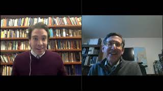 Part 2 - Kinzer Interview about Jerusalem Crucified, Jerusalem Risen