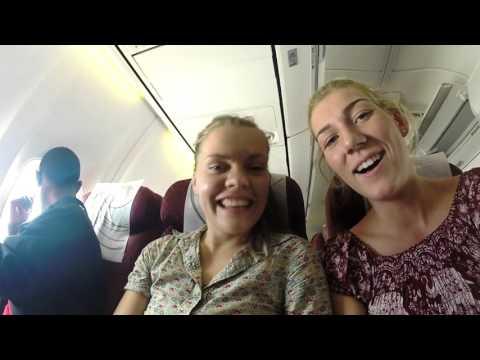 Ida og Solveigs første møte med Kenya