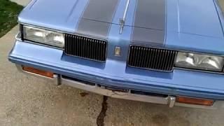 1988 Oldsmobile Cutlass Supreme - Custom Everything!!