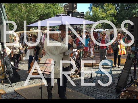 Buenos Aires, Argentina., Travel film