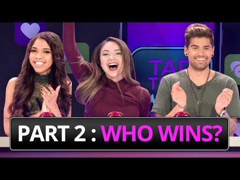 Meredith Foster vs. Teala Dunn vs. Rajiv Dahl PART 2 | Tap That Awesome App