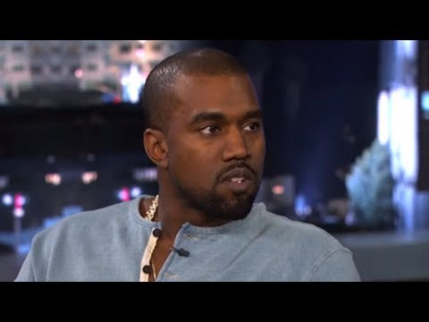 Kanye West & Jimmy Kimmel End Their Feud
