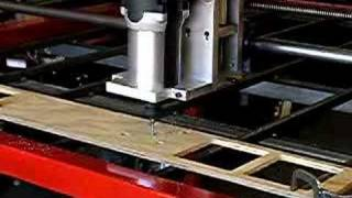 Home Made CNC Router/Plasma table