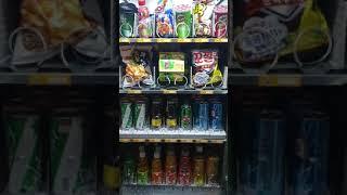 멀티 자판기(RVM-3442CB) 작동 테스트 02