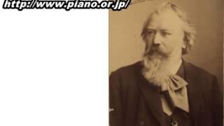 Brahms, Johannes: Rhapsody No.2 g-moll Op.79-2 Pf.