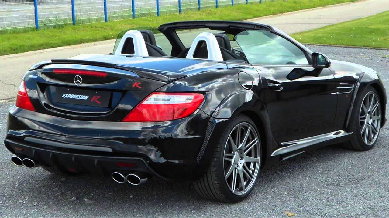 2015 mercedes slk youtube