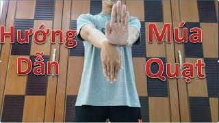 Hướng Dẫn Múa Quạt Cơ Bản, Học Múa Quạt, Múa Quạt Đơn Giản. Khá Bể