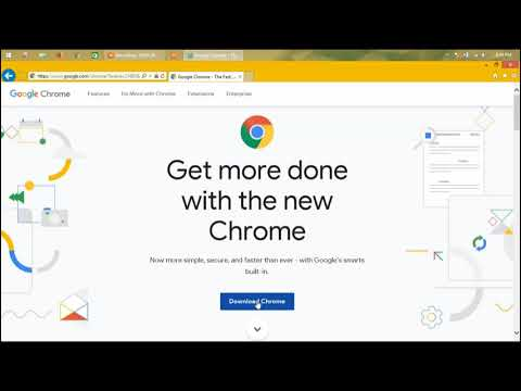 How To Download Google Chrome From Internet Explorer