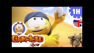 THE GARFIELD SHOW - 1 Hour - New Compilation #10
