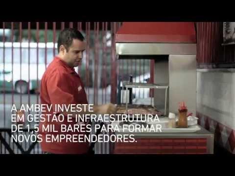 Ambev - Franquia Nosso Bar (trailer)