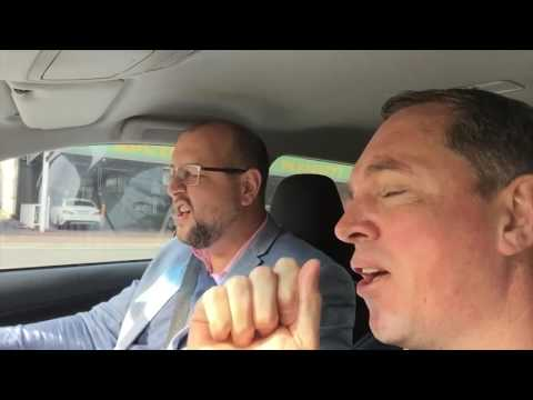 Carpool Karaoke  - We are the Voice of Business in South Australia!