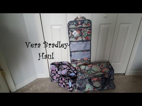 Vera Bradley Haul | Dec 2016-Feb 2017 Purchases