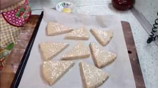 Как приготовить вкусную выпечку к завтраку. Сырные сконы( рецепт первый)Cheese buns for breakfast