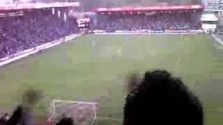 charlton fans vs chelsea
