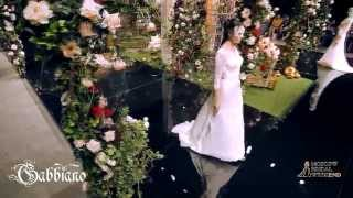 Мэриан - свадебное платье А-силуэта со шлейфом. Свадебный салон Gabbiano в Саранске.