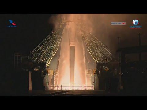 Трансляция пуска РН «Союз-2.1б» с 34 КА OneWeb