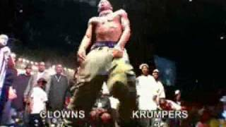 Clowns Vs Krumpers TheBattle Zone - Rize Song : J Squad - Rize eDit...