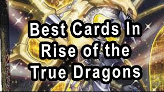 Best Cards In Rise of the True Dragons Structure Deck