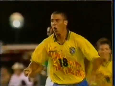 e7d441b7711a5 Brasil 1 x 0 Nigéria - Olimpíadas 1996 - YouTube
