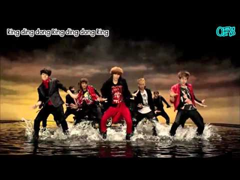 [INDO SUB + KARAOKE] SHINee - Ring Ding Dong