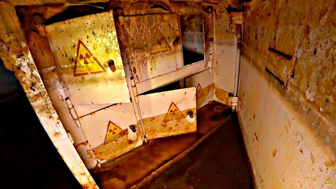 ✅Раскрыли тайну подземной лаборатории в ☢ Чернобыльской зоне на заводе Юпитер Что там хранится?