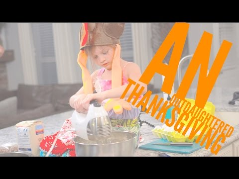 It's and OutDaughtered Thanksgiving - Behind The Scenes