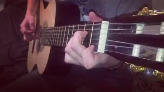 Черная любовь! Кара севда мелодия на гитаре