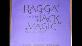 Ragga And The Jack Magic Orchestra - Shot (Peshay Instrumental) 33