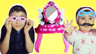 Celina With new Toys for girls - سيلينا مع العاب للبنات