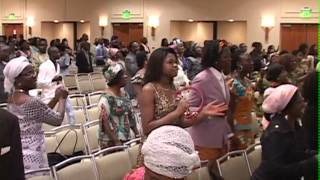 2012 Easter Convention (zone B) Praises