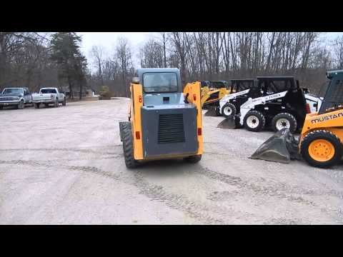 2011 Mustang 2054 Skid Steer C&C Equipment #1 812-336-2894