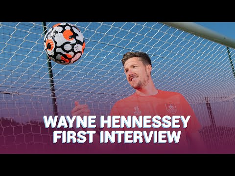 SIGNING   Wayne Hennessey's First Interview After Joining Burnley