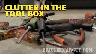 Clutter In the Tool Box -ETCG1