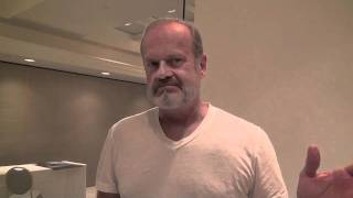 Kelsey Grammer talks about his new TV show The Boss.