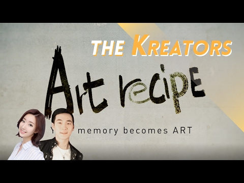 [The LIVE Show] The Kreators - Web-entertainment : Art Recipe 2017