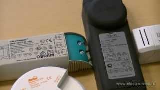 Электронные трансформаторы для галогенных ламп(Понижающие трансформаторы с электронной схемой преобразуют напряжение сети 220 вольт в 12 вольт и использует..., 2012-09-06T11:06:26.000Z)