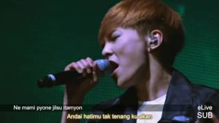 Video [ INDO Sub ] EXO - Promise ( LIVE ) oleh @___eL download MP3, 3GP, MP4, WEBM, AVI, FLV Oktober 2018