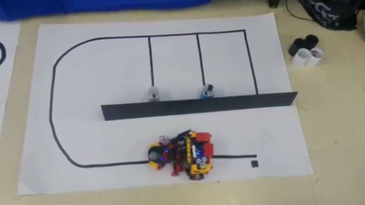 Autonomus warehouse arduino sorter high school