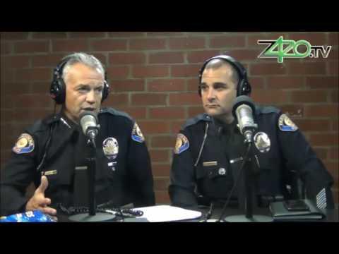 Krayzie Bone - Quickfix Radio Show with Pasadena Police Chief