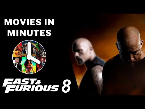 Download The Fate of the Furious in 4 Minutes | F&F #8 | Movie Recap