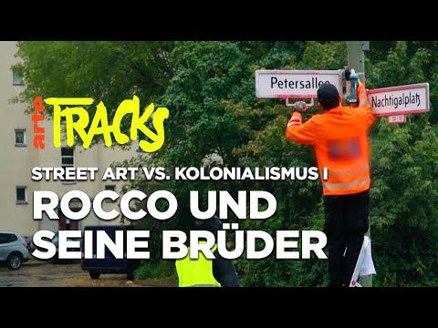 Kolonialismus wegflexen: Rocco Und Seine Brüder bauen den Kolonialkompass   Arte TRACKS