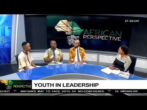African Perspective: Being young in Africa Part 2