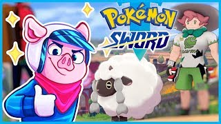 Pokemon Sword Let's Play w/ I AM WILDCAT [Ep. 2] - Taking on the 1st Gym and New Pokemon!