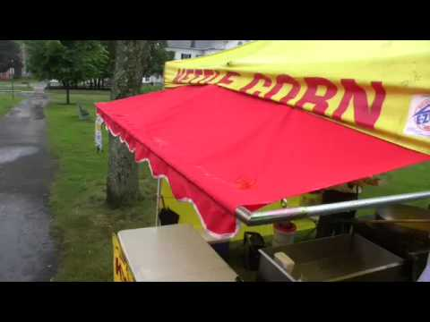 Ez Up Awning Ez Up Canopies By Fred Youtube